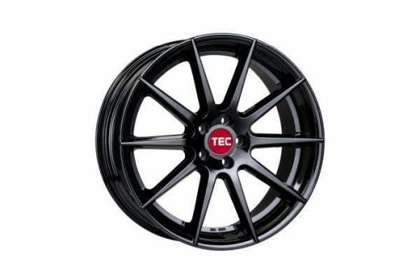 TEC GT7 black-glossy Felge 10,5x21 - 21 Zoll 5x120 Lochkreis