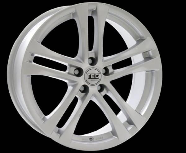 TEC AS4 cristal-silver Felge 7,5x17 - 17 Zoll 5x100 Lochkreis