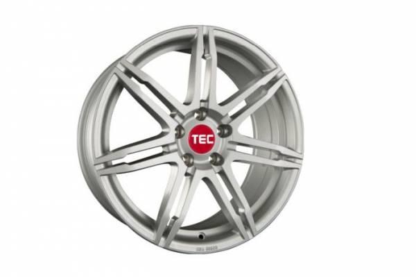 TEC GT2 sterling-silver Felge 8x18 - 18 Zoll 5x112 Lochkreis