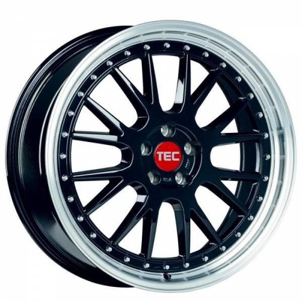 TEC-ASA-Felgen-Wheels-GT-EVO-schwarz-Tiefbett