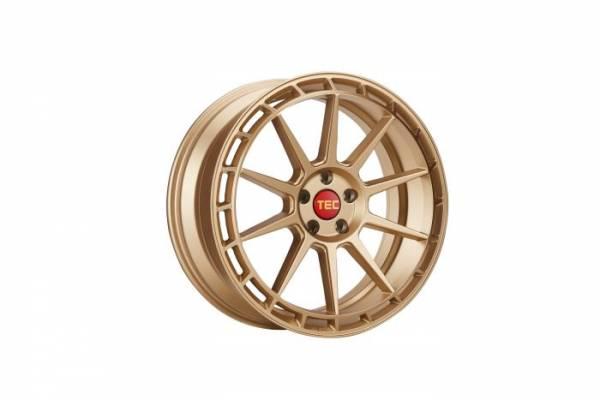 TEC GT8 Rosé-Gold Felge 8,5x19 - 19 Zoll 5x114.3 Lochkreis