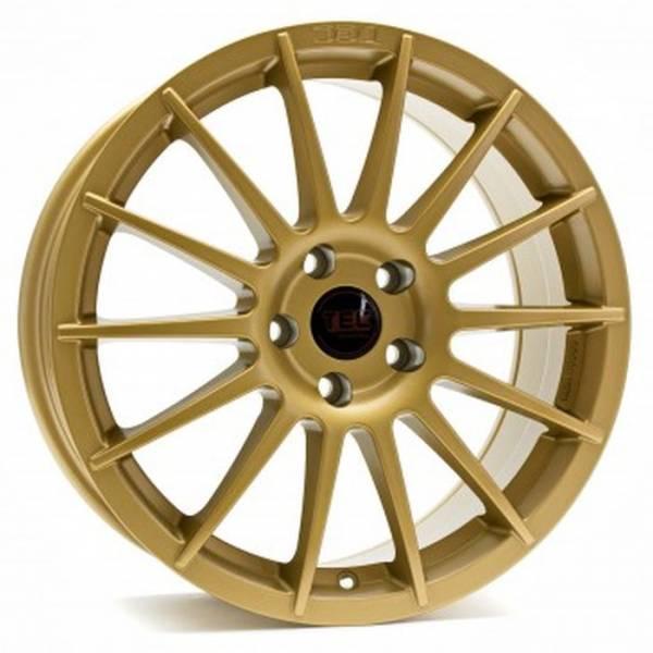 TEC AS2 gold Felge 8x18 - 18 Zoll 5x114.3 Lochkreis