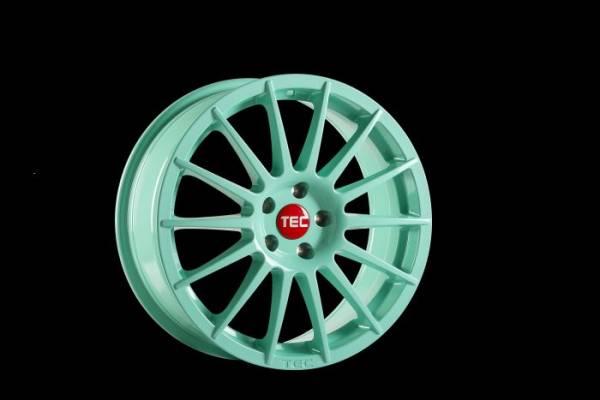 TEC AS2 mint Felge 8,5x19 - 19 Zoll 5x120 Lochkreis